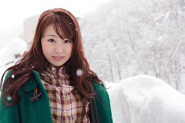 有紗・定山渓3
