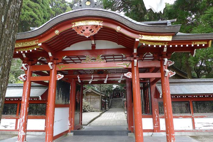 宮崎県 霧島東神社 12