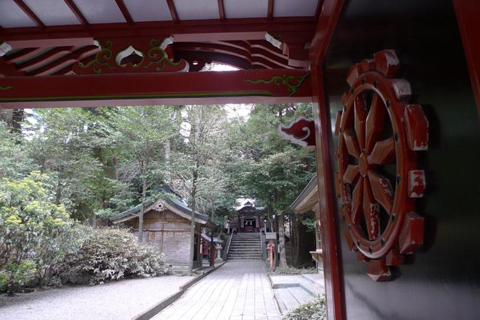 宮崎県 霧島東神社 10