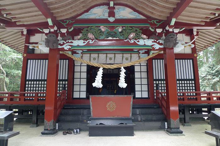 宮崎県 霧島東神社 18
