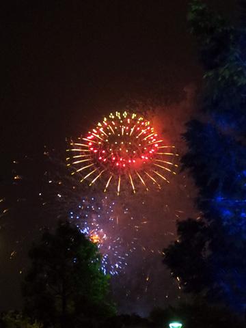 神奈川新聞花火大会2013年 『ワンピース』コラボ花火