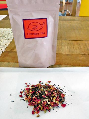Orangery Tea 紅茶ブレンドづくりワークショップ「自分だけの紅茶ブレンドを楽しむ会」