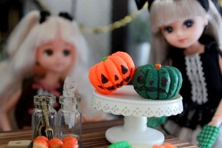 リカ姉妹 ハロウィンパーティー (10)