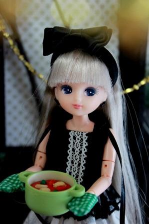リカ姉妹 ハロウィンパーティー (3)