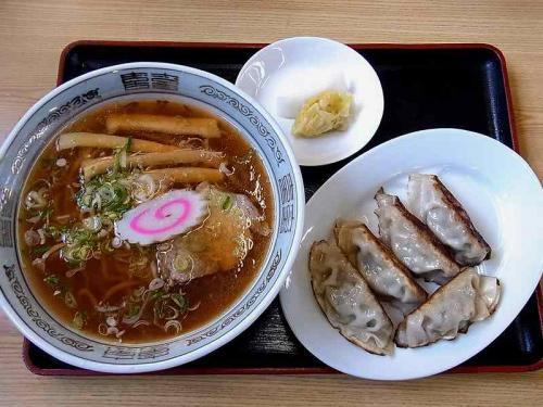 ラーメン&餃子