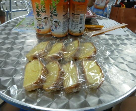 レモーンケーキ