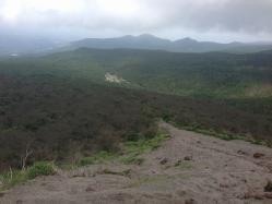 高千穂登山-05御鉢登り1