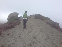 高千穂登山-10馬の背付近1