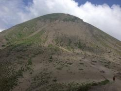 高千穂登山-11馬の背付近2