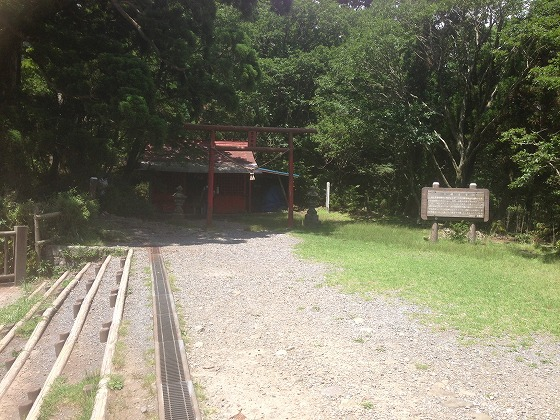 霧島池巡り-07六観音堂(豊受神社)