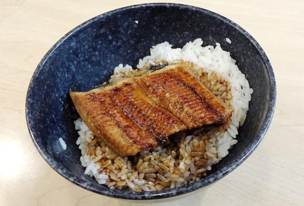 くら寿司の鰻丼( ´▽`)1307
