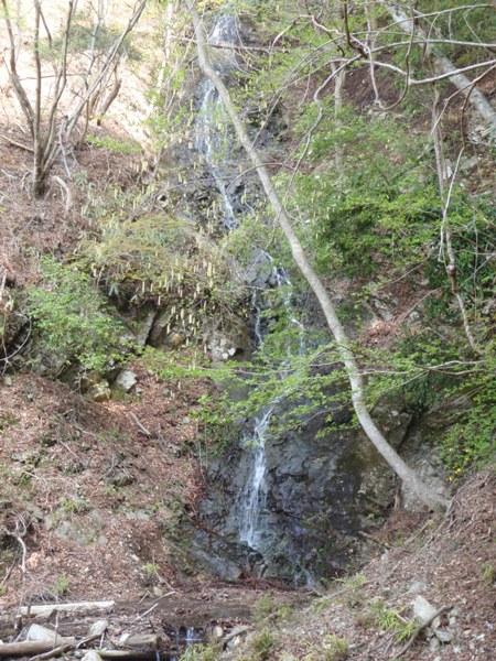 勘七沢の滝