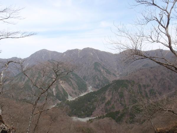 頂上稜線1