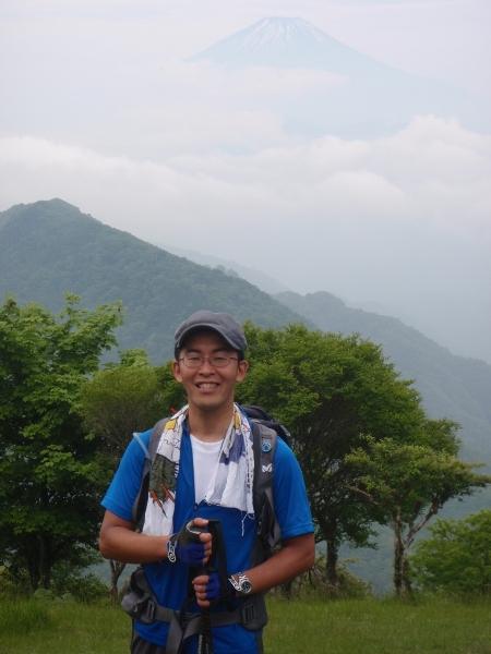 なべわり山頂