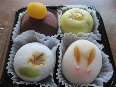 中秋の名月 お菓子
