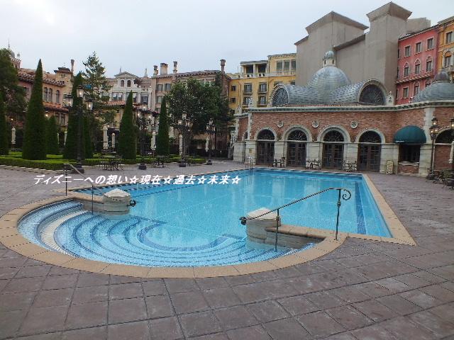 テルメ・ヴェネツィア(屋外プール)