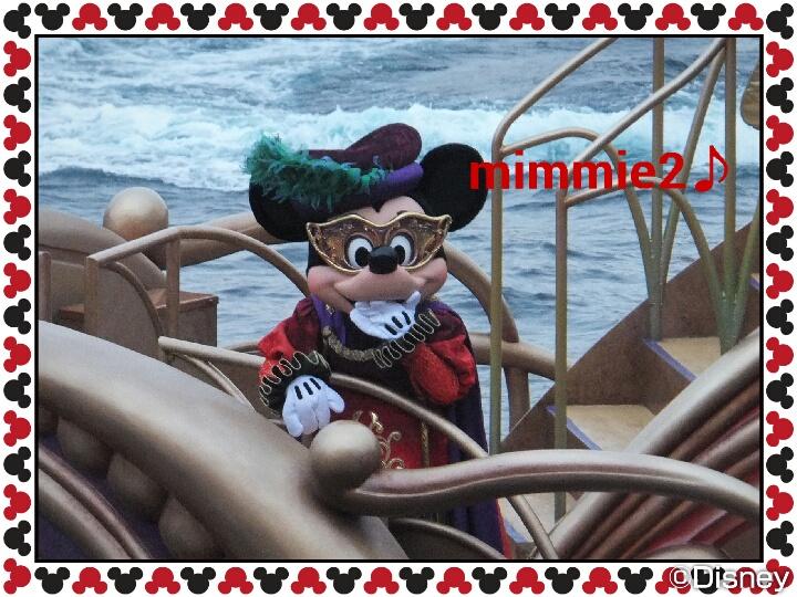 デイドリーム☆2回目の唯一かわいいミッキーの写真♪