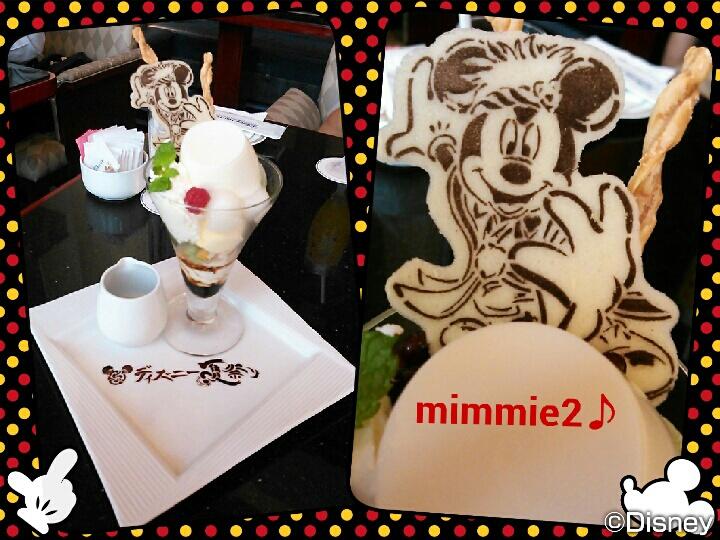 """""""ディズニー夏祭り""""デザートセット"""