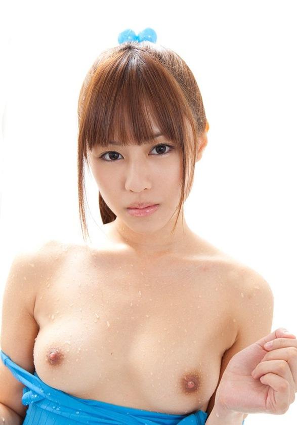 全裸ヌード 美乳おっぱい 乳首 瑠川リナ エロ画像