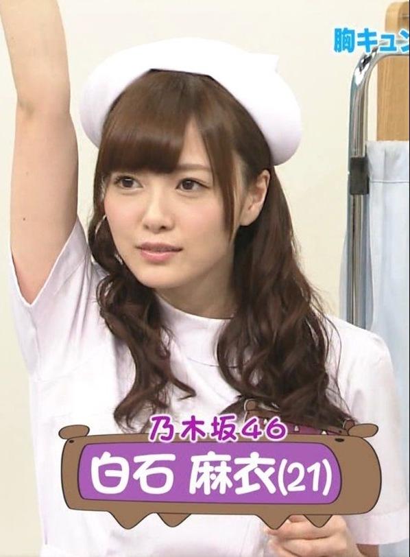 白石麻衣(NMB48)】まいちゃんのコスプレ