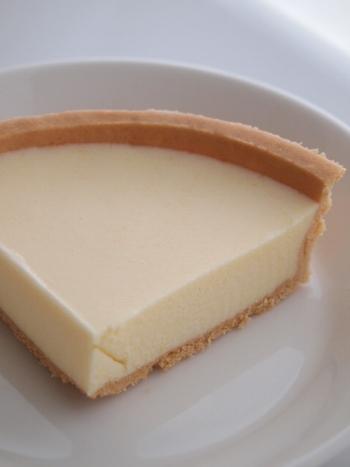 レアチーズケーキ (1)