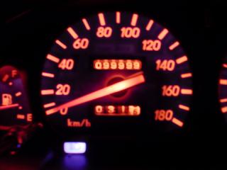 シャレードデトマソ99,999km