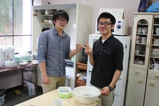 5/17 綿の苗作り準備!