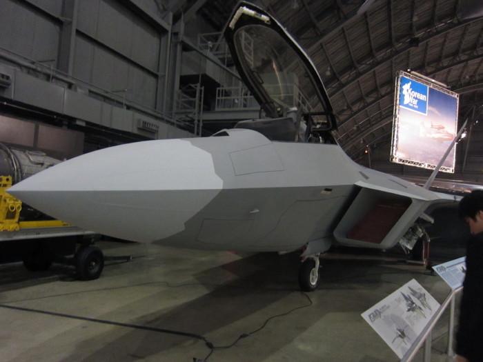 デートン 航空博物館