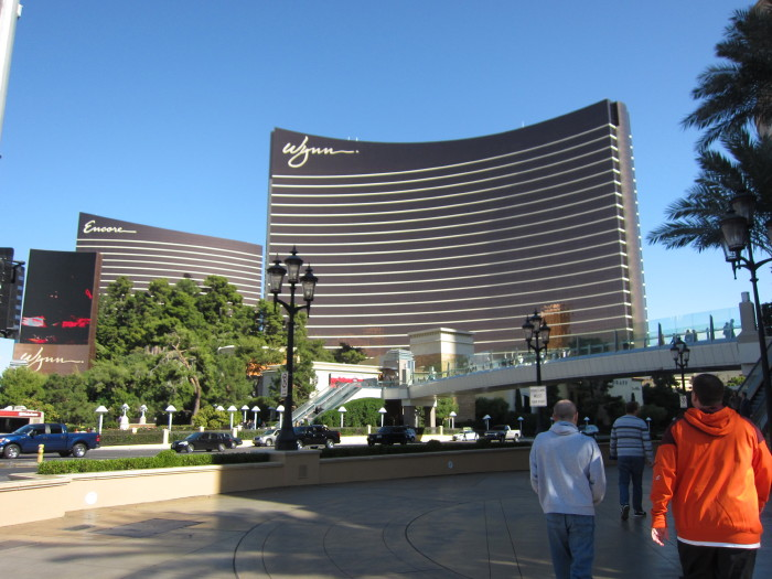 ラスベガス MGM