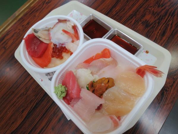 釧路 勝手丼 海鮮丼