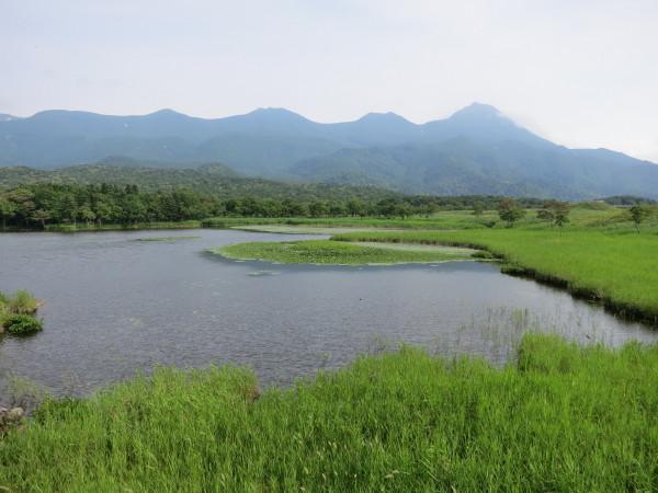 世界自然遺産 知床五湖