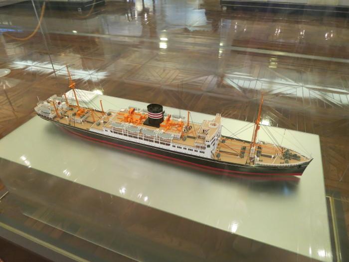 郵船歴史博物館