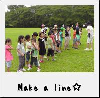 Make a line☆