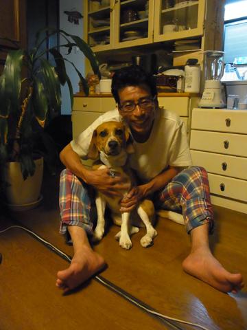 父とムスコ2013・7月