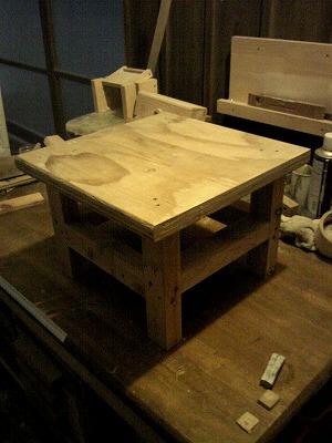 座式作業台 (1)