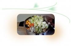 健美スープ鍋