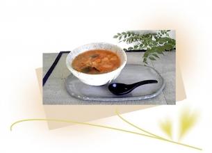 健美スープ