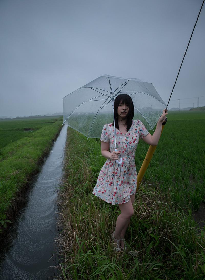 【No.18751】 雨の日 / 上原亜衣