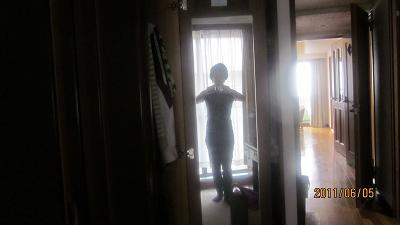久美子全身自画像