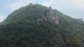 ライン川下りお城2