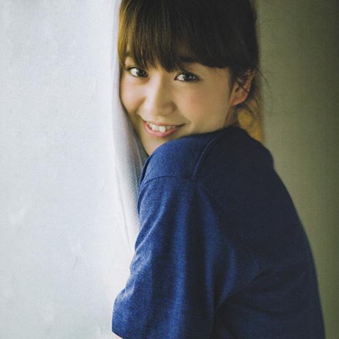 大島優子 「海辺の町へ」