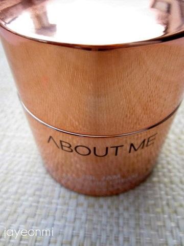 about me_アバウトミー_オイルジャム_モイスチャークリーム (1)