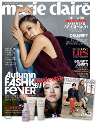 14 韓国女性誌_mariclaire_2014年11月号