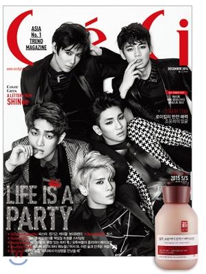 11 韓国女性誌_Ceci_2014年12月号-3
