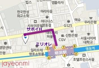 Cover Korea_カーバーコリア_フラッグシップストア_明洞 (10)