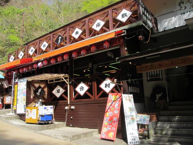 箕面滝2013春-10