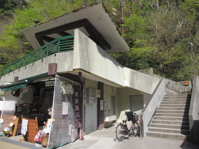 箕面滝2013春-14