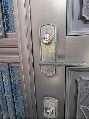 戸建鍵交換 メガクロス(1)