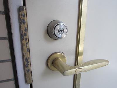 志木市 マンションの鍵交換
