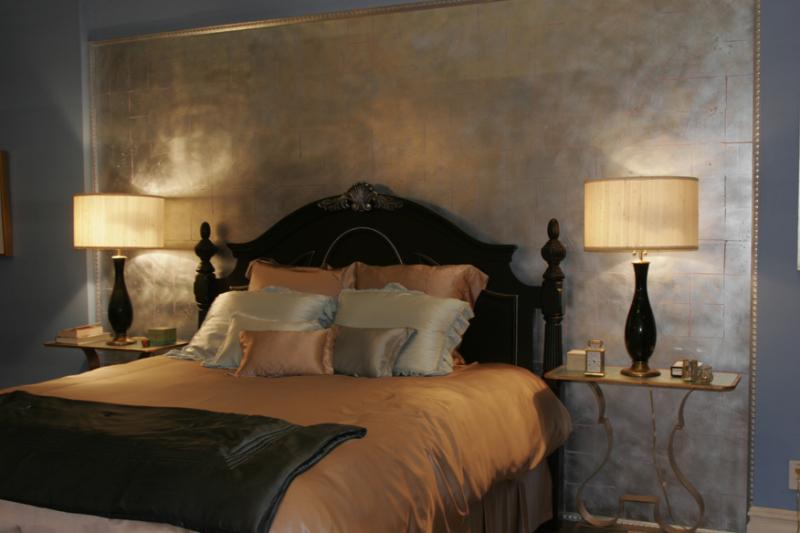 セレブ寝室